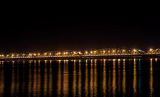Faidherbe,Bridge,,A,Metal,Bridge,Spaning,Over,The,River,In